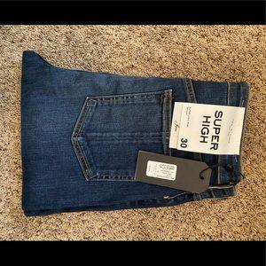 Rag & Bone Jane High Rise Jeans